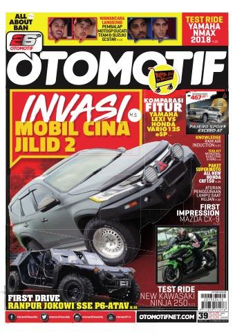 Tabloid OTOMOTIF - edisi 90/XXVII