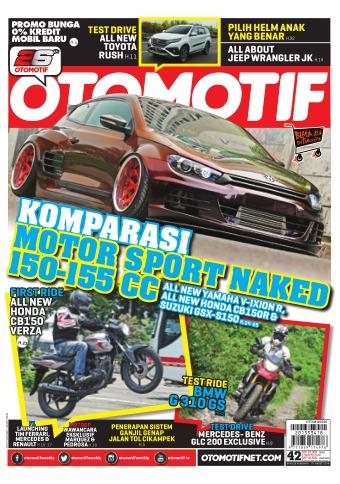 Tabloid OTOMOTIF - edisi 93/XXVII