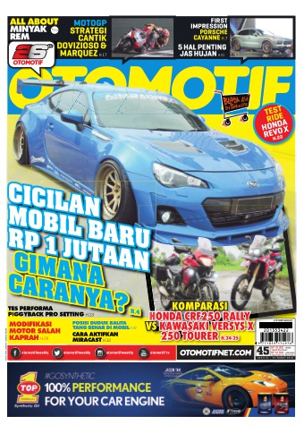Tabloid OTOMOTIF - edisi 96/XXVII