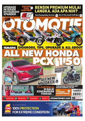 Tabloid OTOMOTIF - edisi 97/XXVII