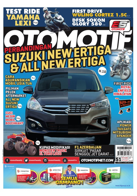 Tabloid OTOMOTIF - edisi 101/XXVII