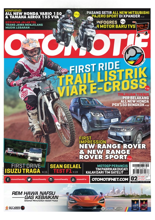 Tabloid OTOMOTIF - edisi 2/XXVIII