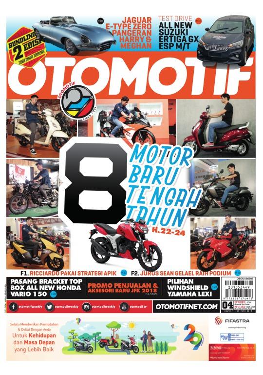 Tabloid OTOMOTIF - edisi 4/XXVIII