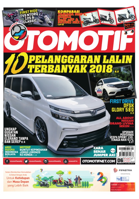 Tabloid OTOMOTIF - edisi 06/XXVIII