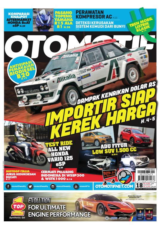 Tabloid OTOMOTIF - edisi 18XXVIII