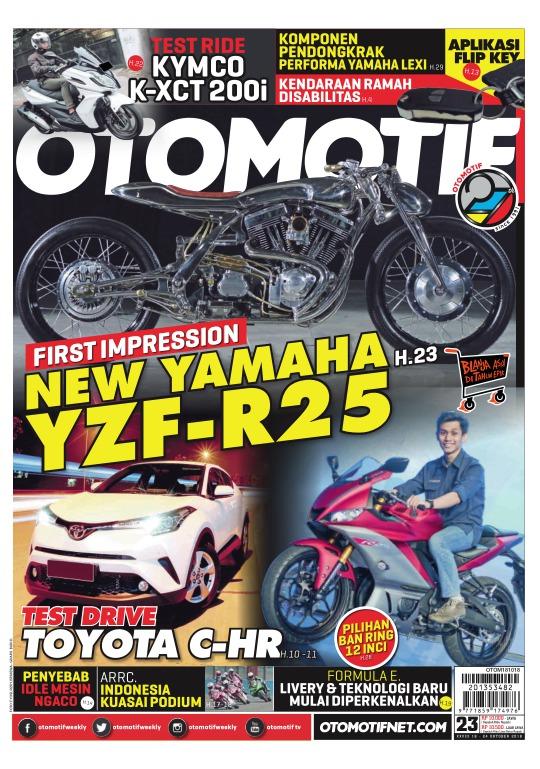 Tabloid OTOMOTIF - edisi 23-XXVIII