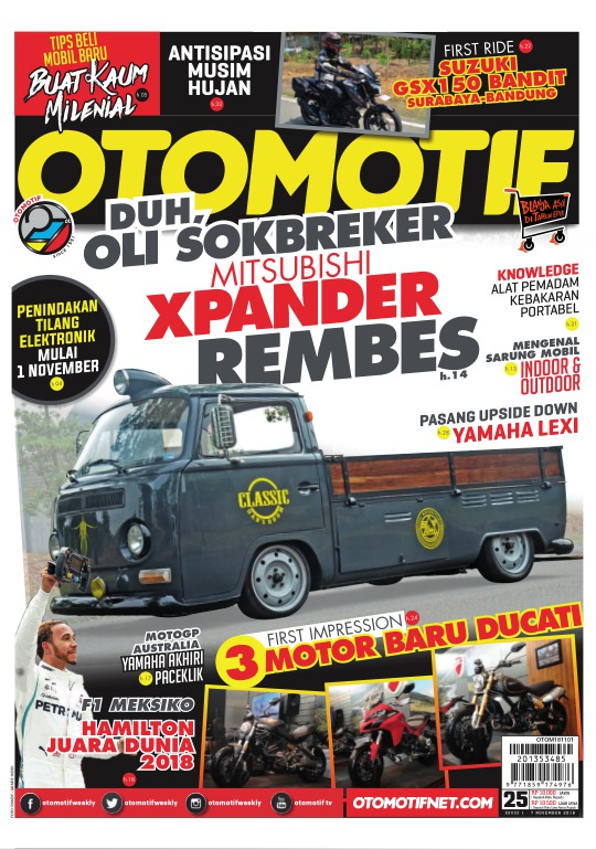 Tabloid OTOMOTIF - edisi 26-XXVIII