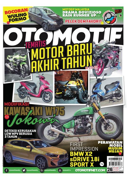 Tabloid OTOMOTIF - edisi 26-XXVIII