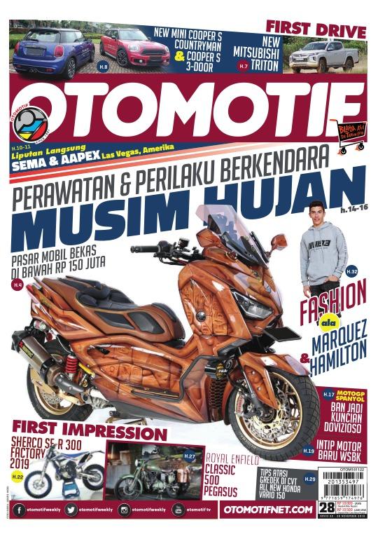 Tabloid OTOMOTIF - edisi 28-XXVIII