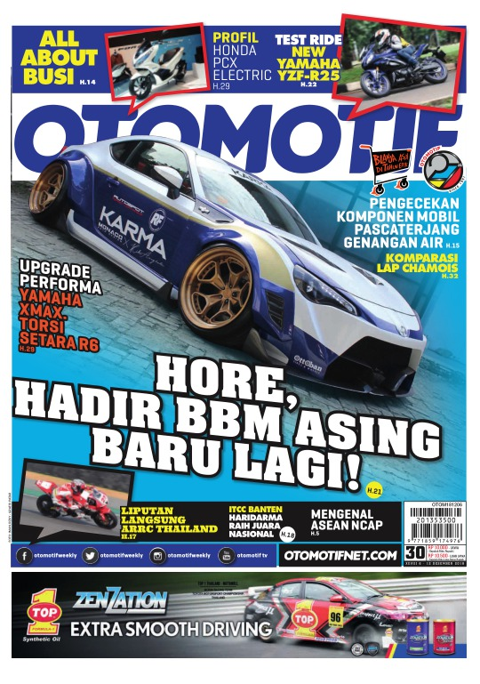 Tabloid OTOMOTIF - edisi 30/XXVIII