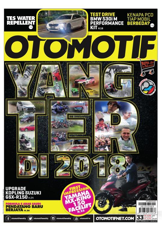 Tabloid OTOMOTIF - edisi 33-XXVIII