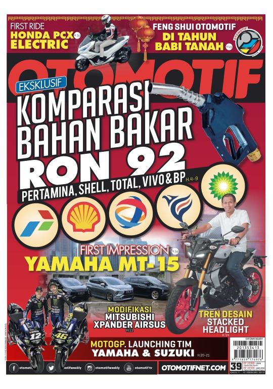 Tabloid OTOMOTIF - edisi 39-XXVIII