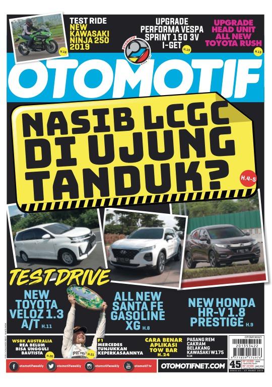 Tabloid OTOMOTIF - edisi 45-XXVIII