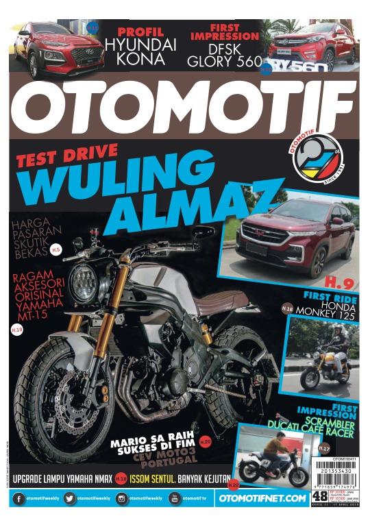Tabloid OTOMOTIF - edisi 48-XXVIII