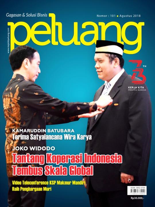 Majalah Peluang - edisi 101