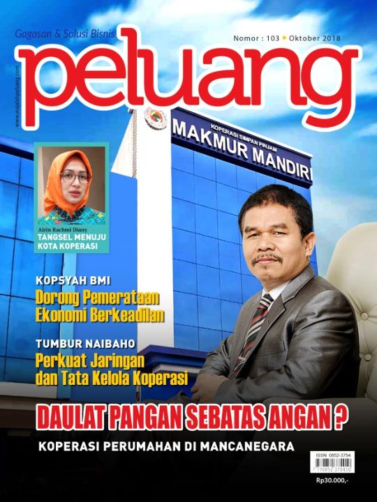 Majalah Peluang - edisi 103