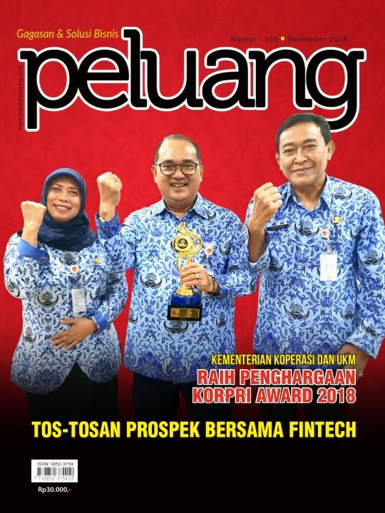 Majalah Peluang - edisi 105