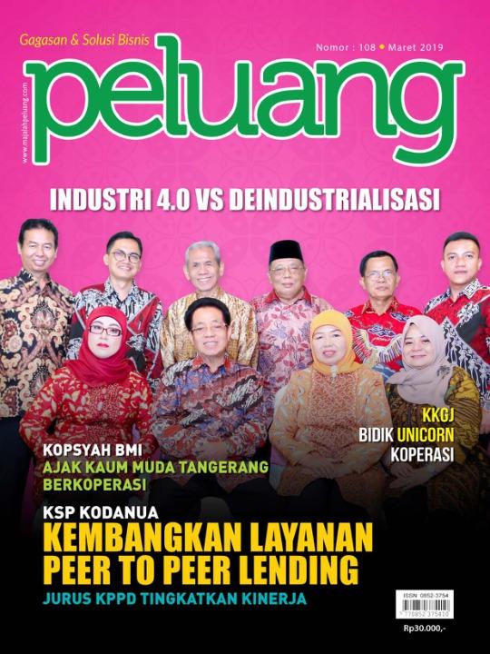 Majalah Peluang - edisi 108