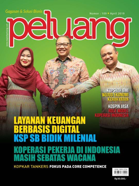 Majalah Peluang - edisi 109