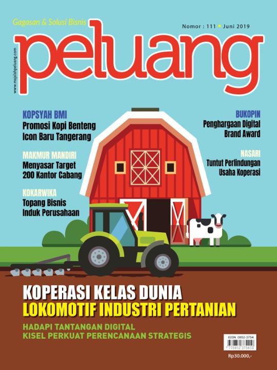 Majalah Peluang - edisi 111