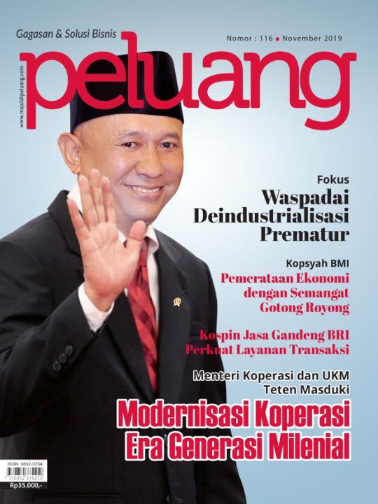 Majalah Peluang - edisi 116