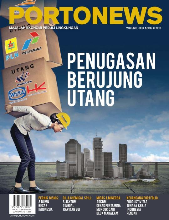 Majalah Portonews - edisi 04/2019