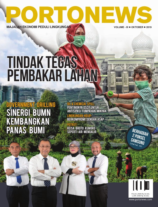 Majalah Portonews - edisi 10/2019
