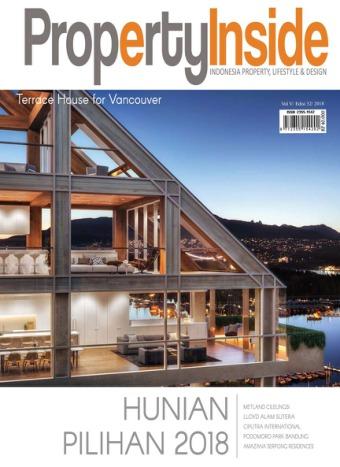 Majalah Property Inside - edisi 32