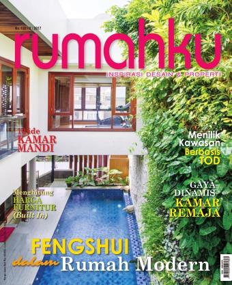 Majalah Rumahku - edisi 132