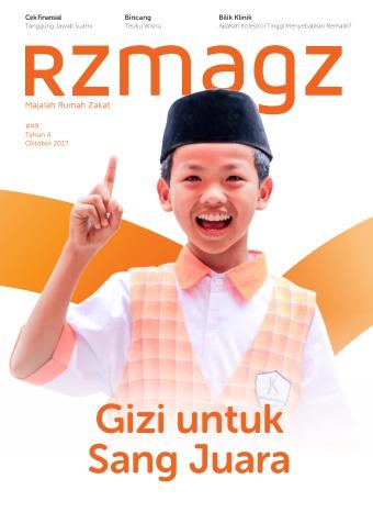 Majalah Rumah Zakat - edisi 49