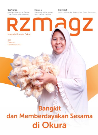 Majalah Rumah Zakat - edisi 50