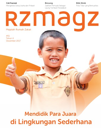 Majalah Rumah Zakat - edisi 51