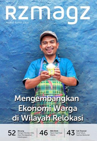 Majalah Rumah Zakat - edisi 52