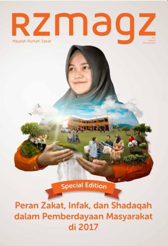 Majalah Rumah Zakat - edisi 53