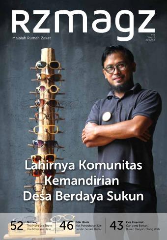 Majalah Rumah Zakat - edisi 55