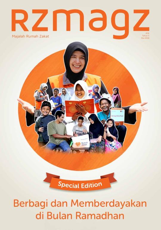 Majalah Rumah Zakat - edisi 56