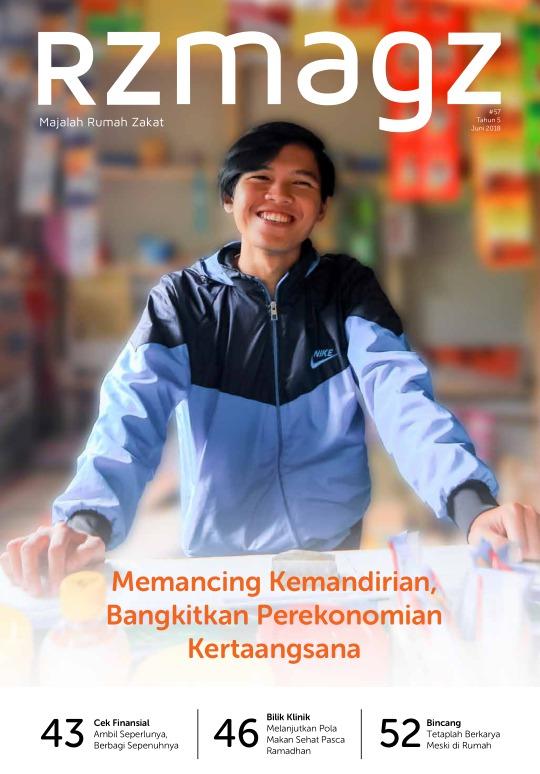 Majalah Rumah Zakat - edisi 57