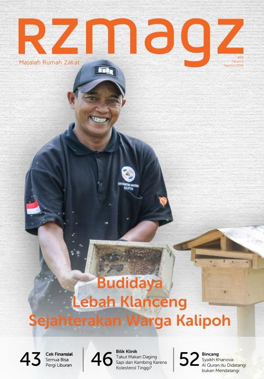 Majalah Rumah Zakat - edisi 59