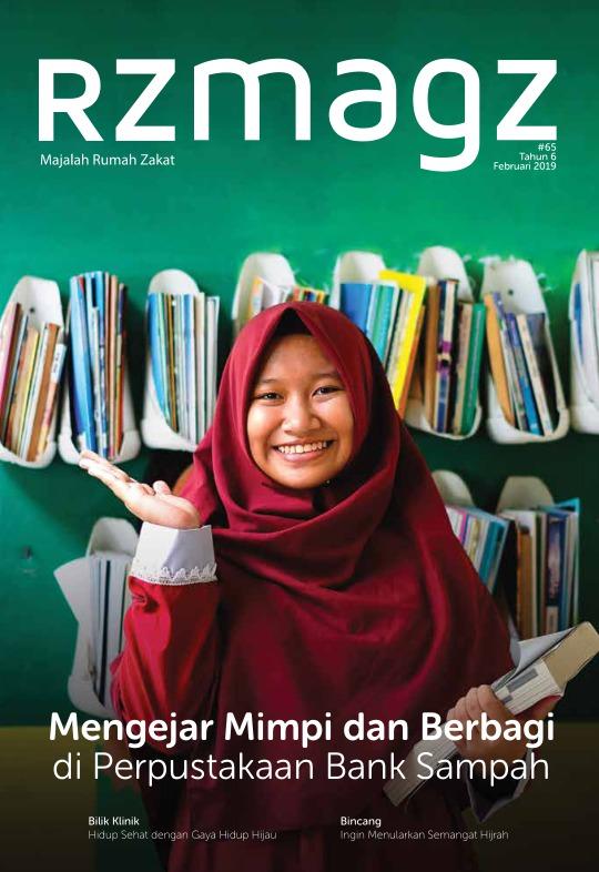 Majalah Rumah Zakat - edisi 65