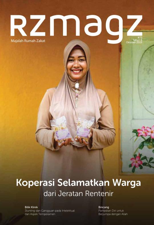 Majalah Rumah Zakat - edisi 73