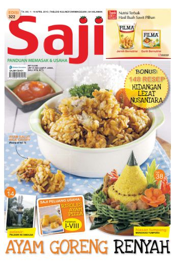 Tabloid Saji - edisi 322