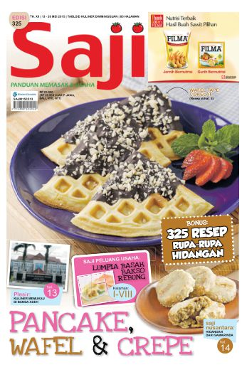 Tabloid Saji - edisi 325