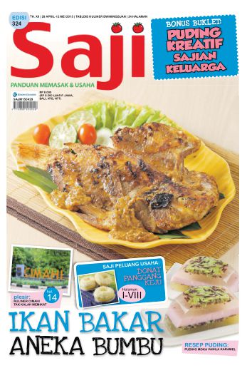 Tabloid Saji - edisi 324