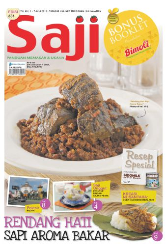 Tabloid Saji - edisi 331