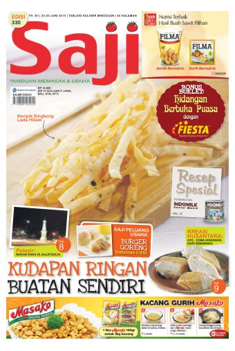 Tabloid Saji - edisi 330