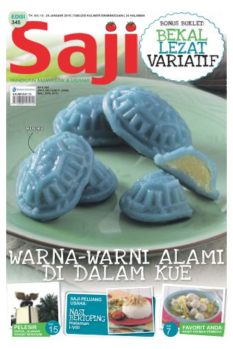 Tabloid Saji - edisi 345