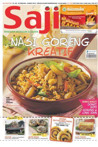 Tabloid Saji - edisi 348