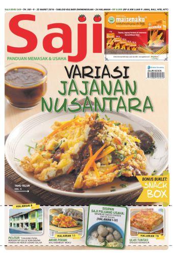 Tabloid Saji - edisi 349