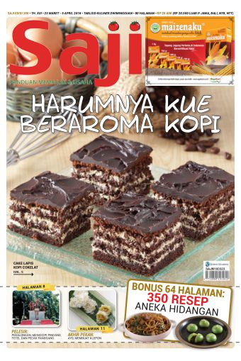 Tabloid Saji - edisi 350