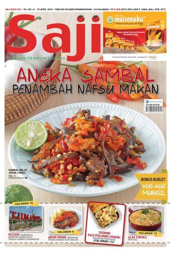 Tabloid Saji - edisi 351